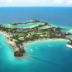 Msc Crociere affitta un'isola alle Bahamas per 100 anni