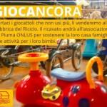 """""""Giocancora"""", la nuova campagna di riciclo giocattoli proposta dalla Comunità San Benedetto al Porto"""