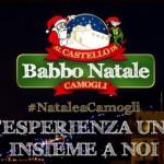 """Camogli, il """"Castello di Babbo Natale"""" apre il programma di eventi per il periodo natalizio"""