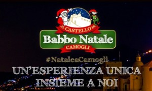 """La foto dell'evento """"Il Castello di Babbo Natale"""""""