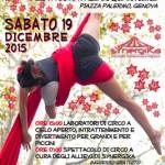 """Genova, sabato 19 dicembre Piazza Palermo ospiterà l'evento """"Circo in Piazza"""" aperto a bambini e famiglie"""