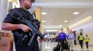 Falso allarme sparatoria all'aeroporto di Los Angeles