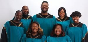 """Nella foto, il """"Grace Gospel Singers"""""""