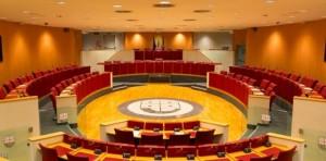 Nella foto, la sede del Consiglio Regionale ligure