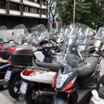 Posteggiatori abusivi – Flash Mob della Lega Nord in Centro e a Voltri