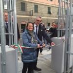 Sestri Ponente, aperto nuovo ingresso alla Stazione ferroviaria. Nel 2016 ulteriori investimenti per 1 milione e mezzo