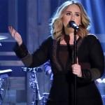 Adele ospite a Che tempo che fa il prossimo 6 dicembre