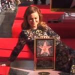 Gossip – Amy Poehler è una stella che brilla sulla Walk of Fame