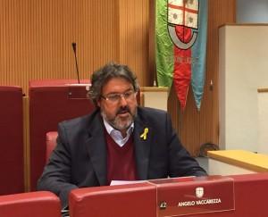 Angelo Vaccarezza chiede lumi sulle aree di Campi