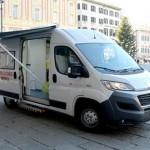Sanità – Da oggi in funzione il primo ambulatorio mobile dell'asl 3 genovese
