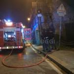Genova – Cadavere carbonizzato a San Quirico – Video