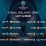 Calcio – Champions League, la Juve pesca il Bayern, per la Roma arriva il Real Madrid