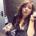 """Gossip – Cristina D'Avena e lo scatto sexy su Instagram, i fan: """"Puffale"""""""