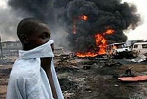 esplosione in Nigeria, oltre 100 morti