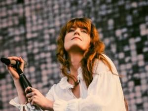 Florence durante un concerto