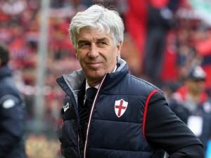 Gasperini saluta il Genoa