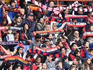 Genoa, domani la trasferta di Torino con la Juventus