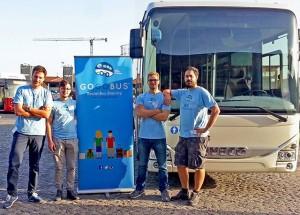 Autobus condiviso da Genova a Milano