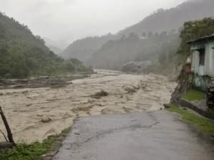 india alluvione