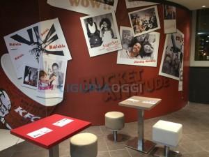 nuovo ristorante KFC a Genova