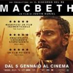 MacBeth in arrivo al Cinema, ecco il trailer in italiano