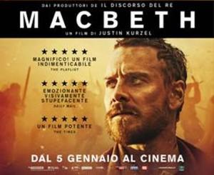 MacBeth, il film in arrivo in Italia