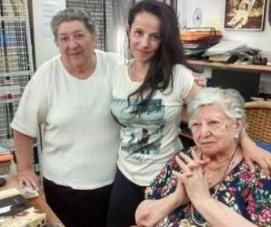 ritrova la nipote dopo 39 anni