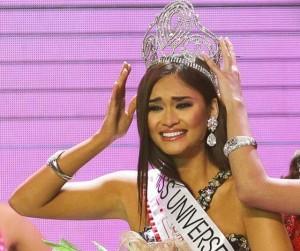 Miss Universo 2015 e Pia Alonzo Wurtzbach