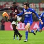 Calcio – Coppa Italia, la Samp incontrerà il Milan il 17 dicembre
