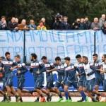Calcio – Samp, ultimo allenamento prima del ritiro a Catania