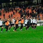 Calcio – Lo Spezia si prepara ad affrontare la Roma in Coppa Italia