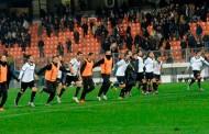 Calcio - Lo Spezia si prepara ad affrontare la Roma in Coppa Italia