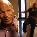 Gossip – Mike Tyson sale sull'overboard della figlia e finisce K.O. – video –