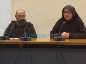 Padre Vittorio Casalino e Suor Cecilia