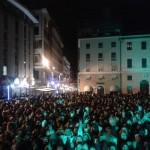 Cristina D'avena, successo per il concerto in piazza Matteotti a Genova