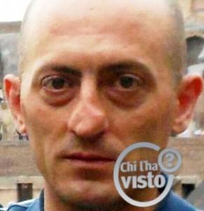 Metro ferma per cercare Daniele Potenzoni