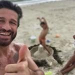 Edoardo Soppa, l'amico degli animali di Striscia la notizia in vacanza in Thailandia