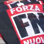 Raduno dell'Ultradestra a Genova, imbrattata sede di Forza Nuova