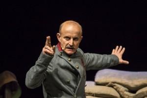 Nella foto, l'attore e scrittore Giuseppe Cederna