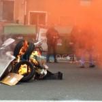 Ilva – Operai bloccano la stazione di Cornigliano