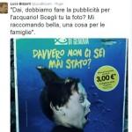 Luca Bizzarri contro la pubblicità dell'Acquario di Genova