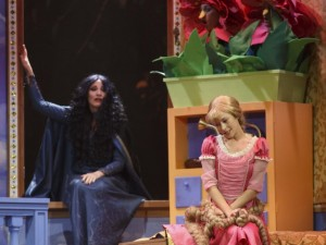 "Nella foto, una scena di ""Rapunzel"""