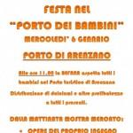 """Arenzano, nel giorno dell'Epifania torna l'iniziativa """"Il Porto del Bambini"""". Inizio previsto per le ore 11"""