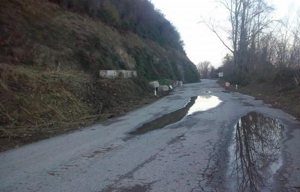 Vezzano Ligure, affidato il primo lotto per lavori sulla strada della Ripa. Si comincia a febbraio