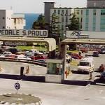 Ceriale, scontro auto-moto: centauro al San Paolo