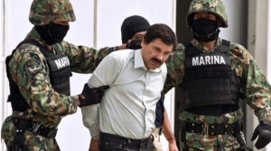 """Nella foto, Joaquin """"El Chapo"""" Guzmàn"""