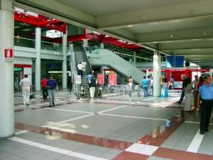 Nella foto, il Terminal Traghetti di Genova