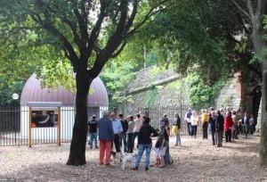 Genova, nel weekend diversi appuntamenti all'Osservatorio Astronomico del Parco delle Mura