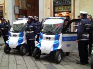 Genova, +7% di multe inflitte dalla Polizia Municipale nel 2015