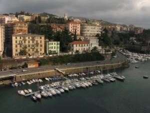 Savona, Lungomare Matteotti deposito per refurtiva rubata
